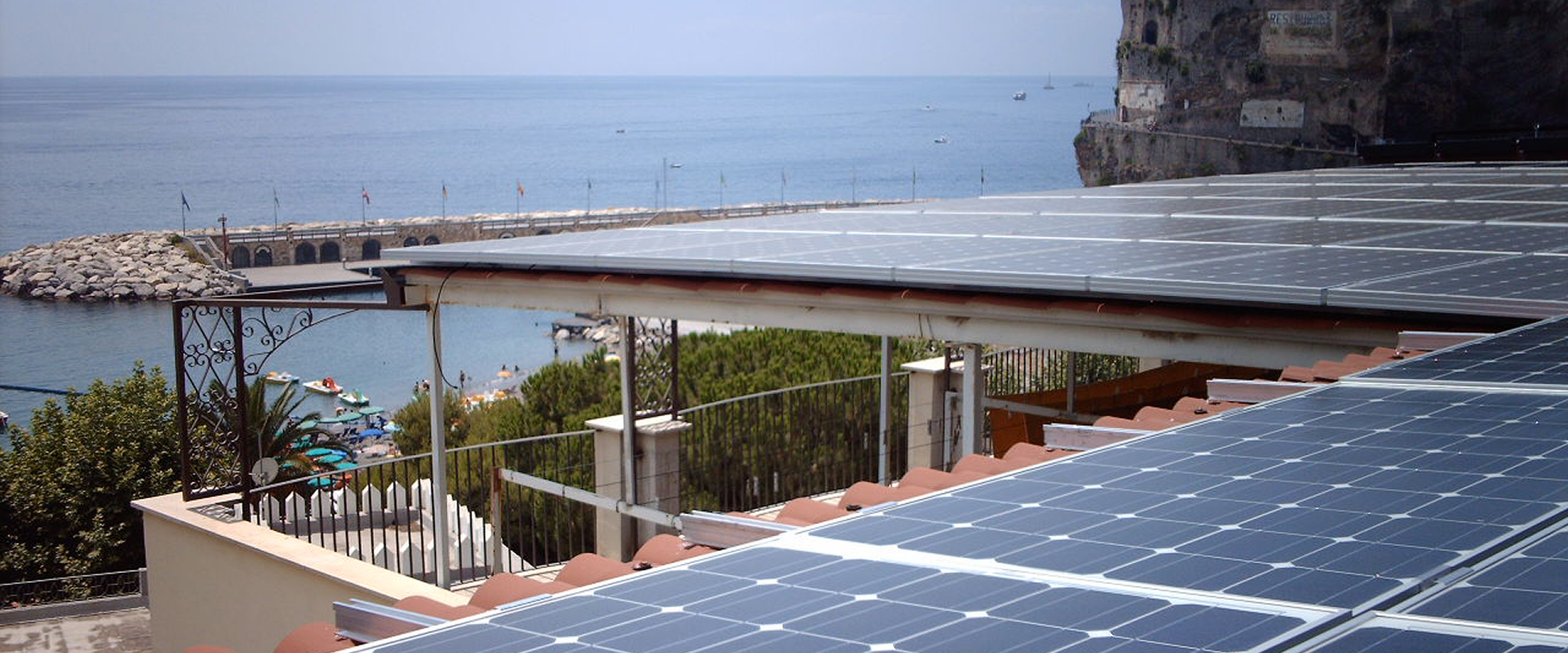 Foto Impianto Fotovoltaico Novare